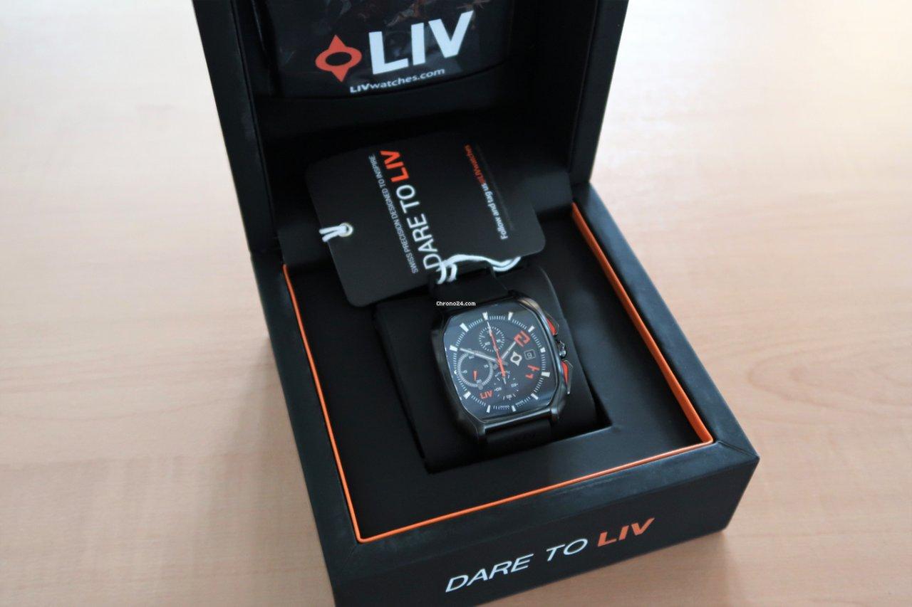 Nieuw Liv Watches horloges - Alle prijzen voor Liv Watches horloges op SW-57