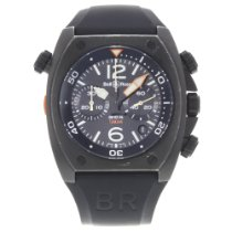 Bell & Ross BR 02 Steel 44mm Black Arabic numerals United States of America, New York, New York