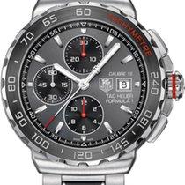 TAG Heuer Formula 1 Calibre 16 Steel 44mm Grey No numerals United States of America, Florida, Boca Raton