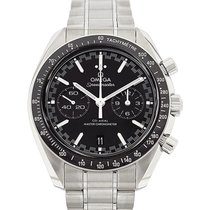 Omega Speedmaster Racing 44mm Co-Axial Chronograph Black Dial