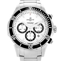 Perrelet 45mm Automatic 2012 pre-owned Seacraft White