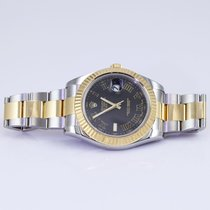 Rolex Datejust II Gold/Steel Black Roman numerals United States of America, Pennsylvania, Pittsburgh
