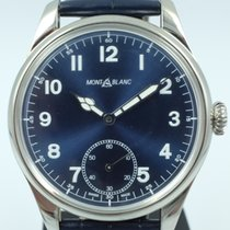 Montblanc 1858 Steel 44mm Blue Arabic numerals United States of America, California, Costa Mesa