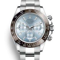 Rolex Daytona Platinum 40mm No numerals United Kingdom