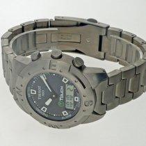 Tissot Chronograph 40,8mm Quarz 2003 neu Touch (Submodel) Schwarz