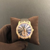 Roger Dubuis Rose gold 36mm Automatic RDDBEX0275 new