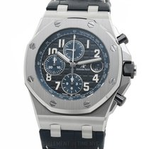 Audemars Piguet Royal Oak Offshore Chronograph Steel 42mm United States of America, New York, New York