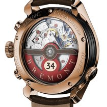 Bremont Rose gold 43mm Automatic DH/88/RG new United States of America, Florida, Naples