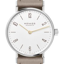 NOMOS Tangente 33 new 2019 Manual winding Watch with original box and original papers 127