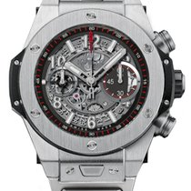 Hublot Big Bang Unico 411.NX.1170.NX 2020 neu