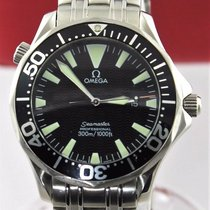 歐米茄 Seamaster Diver 300 M 二手 41mm 黑色 鋼