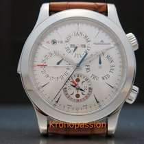 Jaeger-LeCoultre Master Grand Réveil Steel 43mm White No numerals United States of America, Florida, Boca Raton