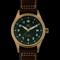 IWC Pilot IW326802 New Bronze 39.0mm Automatic United States of America, California, San Mateo