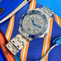 Omega 210.30.42.20.06.001 Steel 2019 Seamaster Diver 300 M 42mm new United States of America, Florida, Coral Gables
