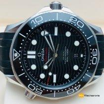 Omega Seamaster Diver 300 M nuevo 2019 Automático Reloj con estuche y documentos originales 210.32.42.20.01.001