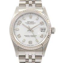Rolex Lady-Datejust 30mm White