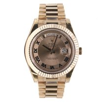 Rolex Day-Date II new Automatic Watch with original box and original papers 218235 Oman