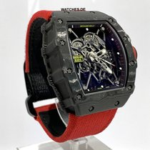 Richard Mille Carbon 49.9mm Manual winding RM35-01 AO CA pre-owned