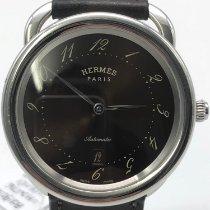 Hermès AR7.710 Steel 2010 Arceau 41mm pre-owned