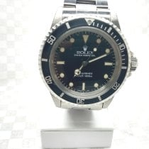 Rolex Submariner (No Date) 5513 1986 pre-owned
