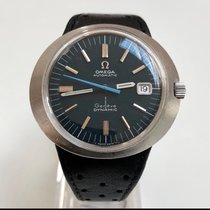 Omega Genève Steel 41mm Blue No numerals United States of America, Florida, Delray Beach
