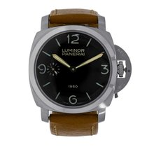 Panerai Special Editions Steel 47mm Black United States of America, New York, New York
