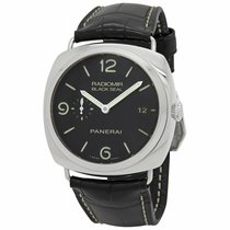 Panerai Radiomir Black Seal 3 Days Automatic Staal 45mm