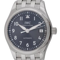 IWC : Pilot 36mm :  IW324002 :  Stainless Steel : NEW