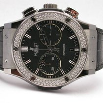 Hublot Classic Fusion Chronograph Diamond Automatic Watch...