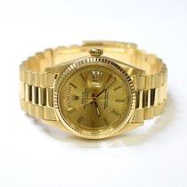 Rolex Day-Date President 36mm 18K Gold Unisex Watch 1803