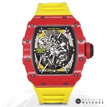 Richard Mille RM 035 49.9mm Transparent No numerals