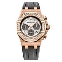Audemars Piguet Royal Oak Offshore Chronograph Rose Gold with...
