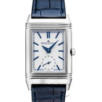 Jaeger-LeCoultre Q3908420 Staal Reverso Duoface nieuw
