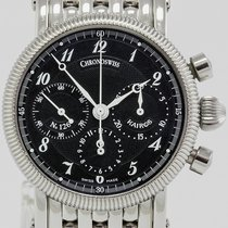 瑞宝 女士錶 Kairos 34mm 手動發條 二手 附正版包裝盒和原版文件的手錶 2002