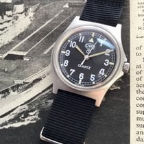 CWC G10 0552 British Royal Navy Issued Military Watch 1990...