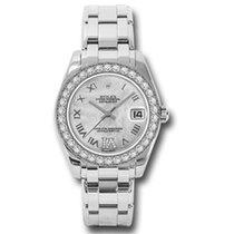 Rolex Lady-Datejust Pearlmaster új Automata Óra eredeti dobozzal és eredeti dokumentumokkal 81299 mdr