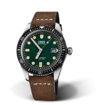 Oris Divers Sixty Five 01 733 7720 4057-07 5 21 02 2018 new