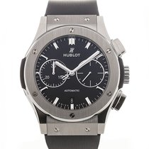 Hublot Classic Fusion 45mm Automatic Black Dial