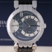 Harry Winston Premier Excenter Wite Gold Automatic