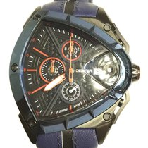 Tonino Lamborghini 45mm Quartz pre-owned Spyder Black