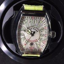 Franck Muller 40mm Remontage automatique 2005 occasion Conquistador