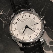 F.P.Journe Souveraine pre-owned 40mm Leather