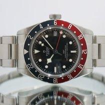 Tudor 79830RB Acier Black Bay GMT 41mm