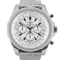 Breitling Bentley Motors Steel 48mm Silver United States of America, New York, Smithtown