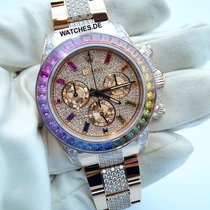 Rolex 116595RBOW Rose gold Daytona 40mm new