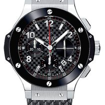 Hublot Big Bang 41 mm Steel 41mm Black Arabic numerals United States of America, New York, New York