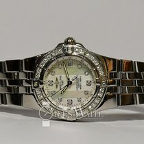 Breitling Starliner Steel 29mm Mother of pearl No numerals United Kingdom, Hampshire