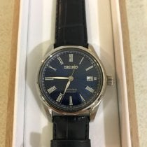 Seiko Presage Steel 40.6mm Blue United States of America, Hawaii, Honolulu