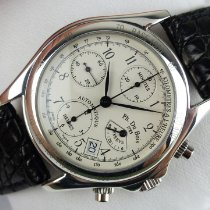 DuBois 1785 Silver 39mm Automatic pre-owned