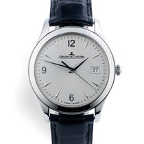 Jaeger-LeCoultre Steel 39mm Automatic 176.8.40.S pre-owned United Kingdom, London
